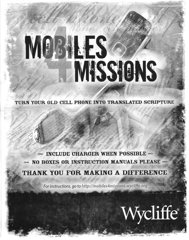 Mobiles 4 Missions