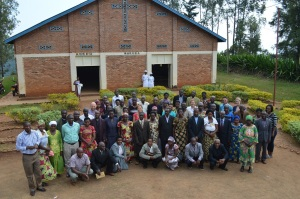 large group pastors and wives