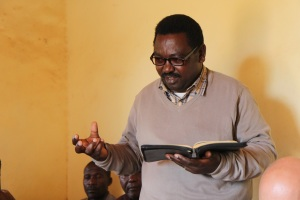 pastor john bosco speaks