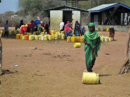 Damajale Water Lineup
